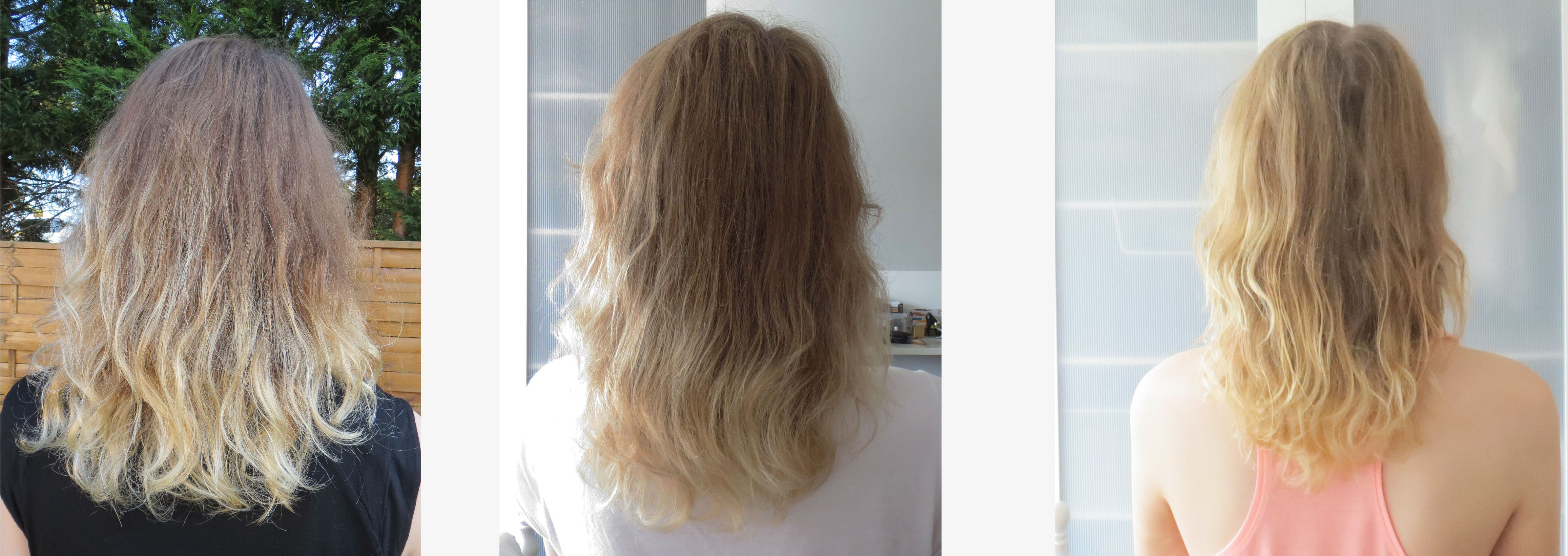 evolution capillaire - Shampoing Cheveux Colors Sans Silicone